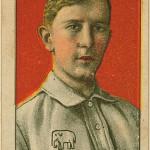 An Eddie Collins baseball card