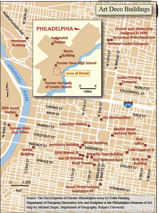 Art Deco | Encyclopedia of Greater Philadelphia