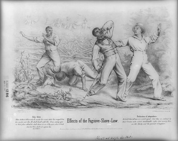 Fugitives From Slavery | Encyclopedia of Greater Philadelphia