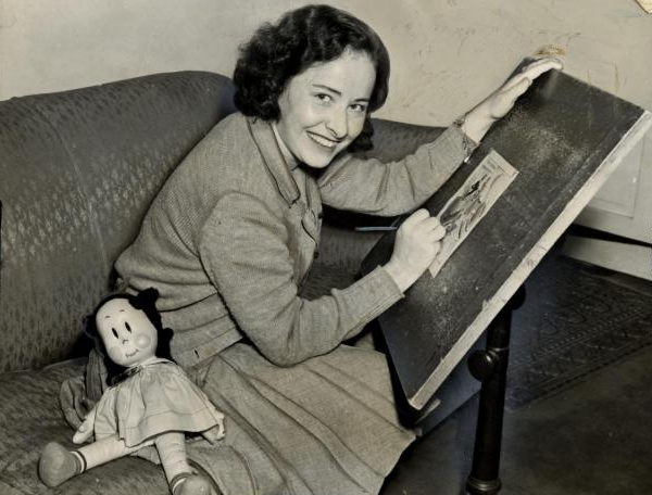 Resultado de imagen para Marjorie Henderson Buell Lulu