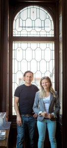 Husband and wife team Richard Landau and Kate Jacoby moved their Horizons restaurant from Willow Grove to Philadelphia in 2006, sparking a vegetarian renaissance in Philadelphia. (Visit Philadelphia)
