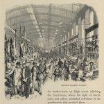 The Interior of High Street Market