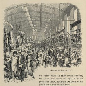 The Interior of High Street Market