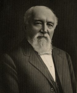 Photograph of Rudolph Blankenburg