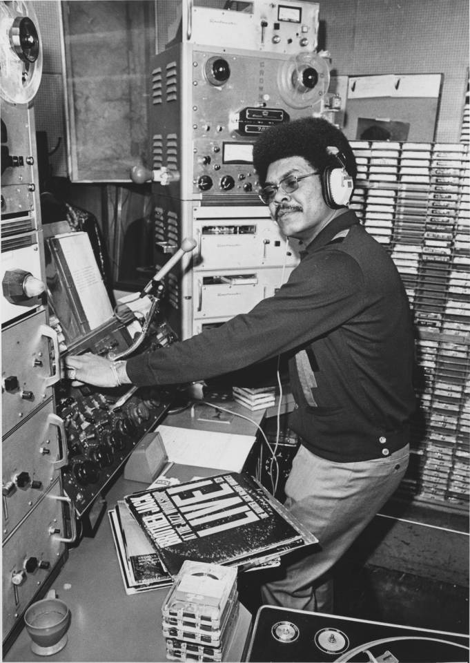 Sonny Hopson What Disc Jockey Encyclopedia Of Greater Philadelphia