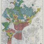 Home Owners' Loan Corporation Map (1937)
