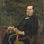 Painting of George Burnham