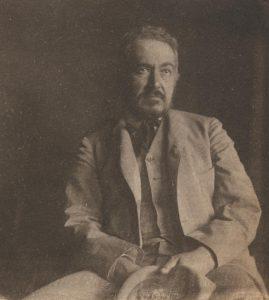 Photograph of Thomas Eakins