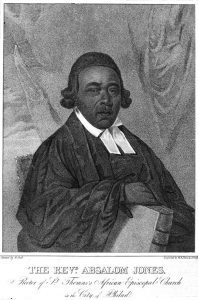 Image of Absalom Jones