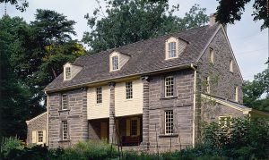 John Bartram's House at Bartram's Garden