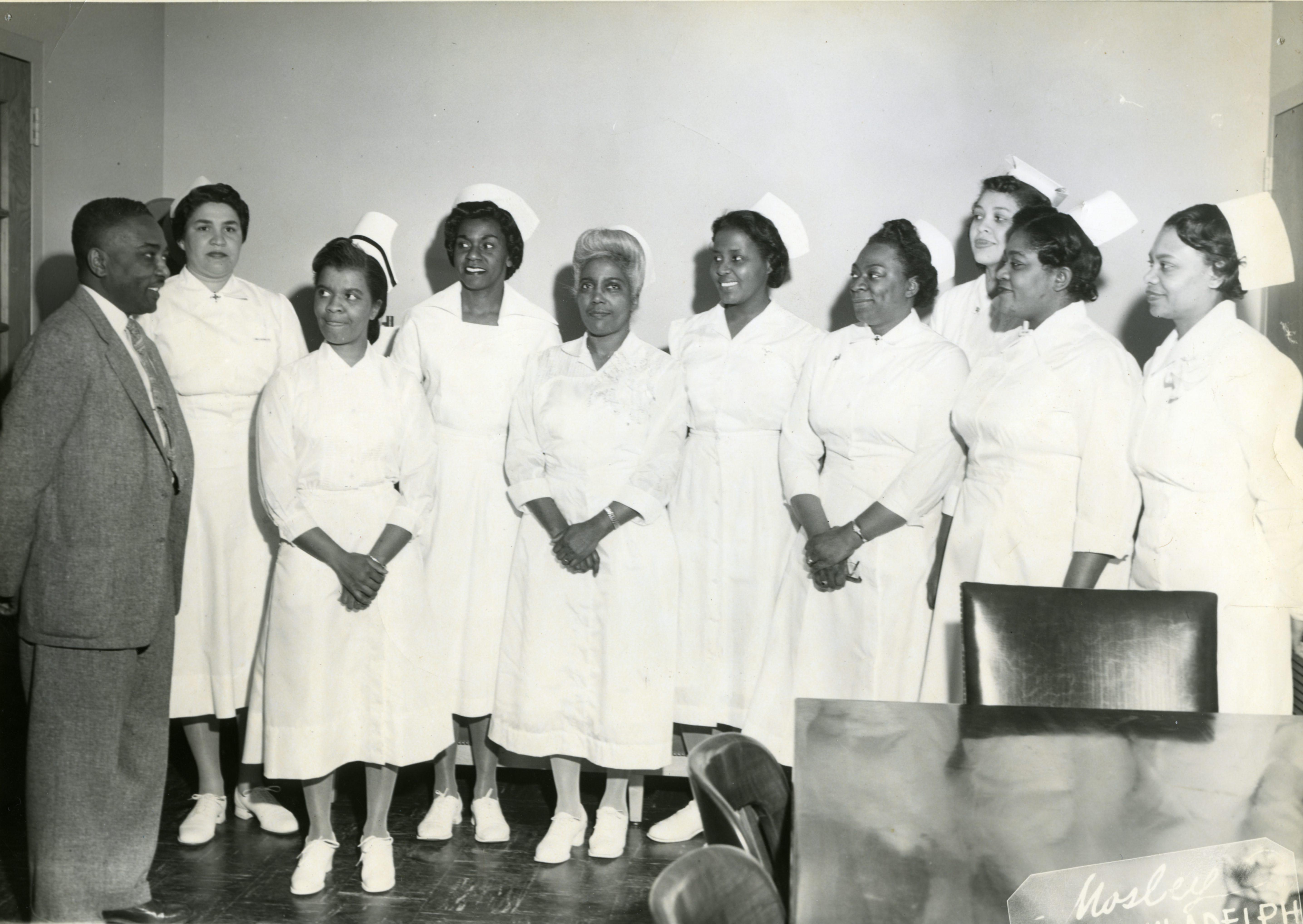 Mercy School Of Nursing >> Graduates At The Mercy Douglass School Of Nursing
