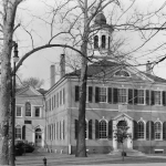 Photograph of Burlington County Courthouse