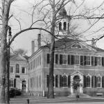 Photograph of Burlington County Courthouse
