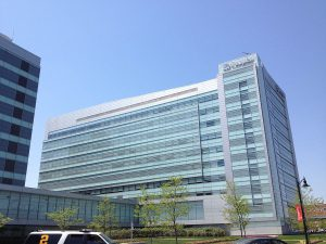 Photograph of Cooper University Hospital