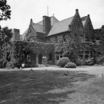 A 1946 image of the Episcopal Academy's Merion campus.