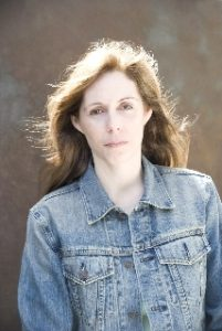 Photograph of Laurie Halse Anderson