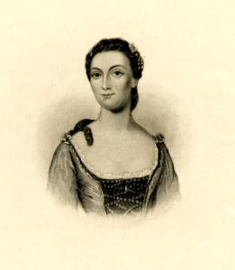 Portrait of Elizabeth Graeme Fergusson