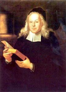 Depiction of August Hermann Francke, the creator of Pietism's major institutions.