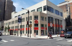 Modern day location of Raymond Pace Alexander's law office, which is currently a Target.