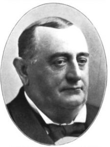 Photograph of William S. Stokley, a prominent Philadelphia politician between the 1860s and 1880s.